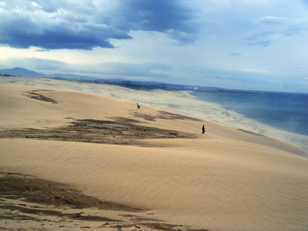 Tottori Sand Dunes Tottori Prefecture