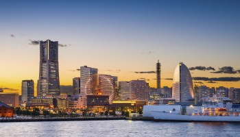 Yokohama is Tokyo's chic and cosmopolitan neighbor.