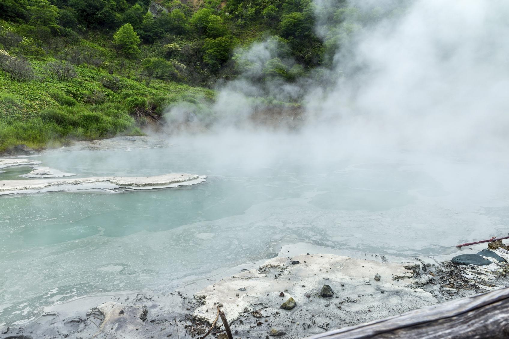 Noboribetsu Hot Spring