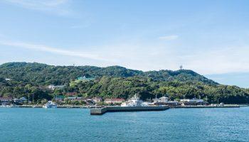 Nokonoshima Island Park in Fukuoka