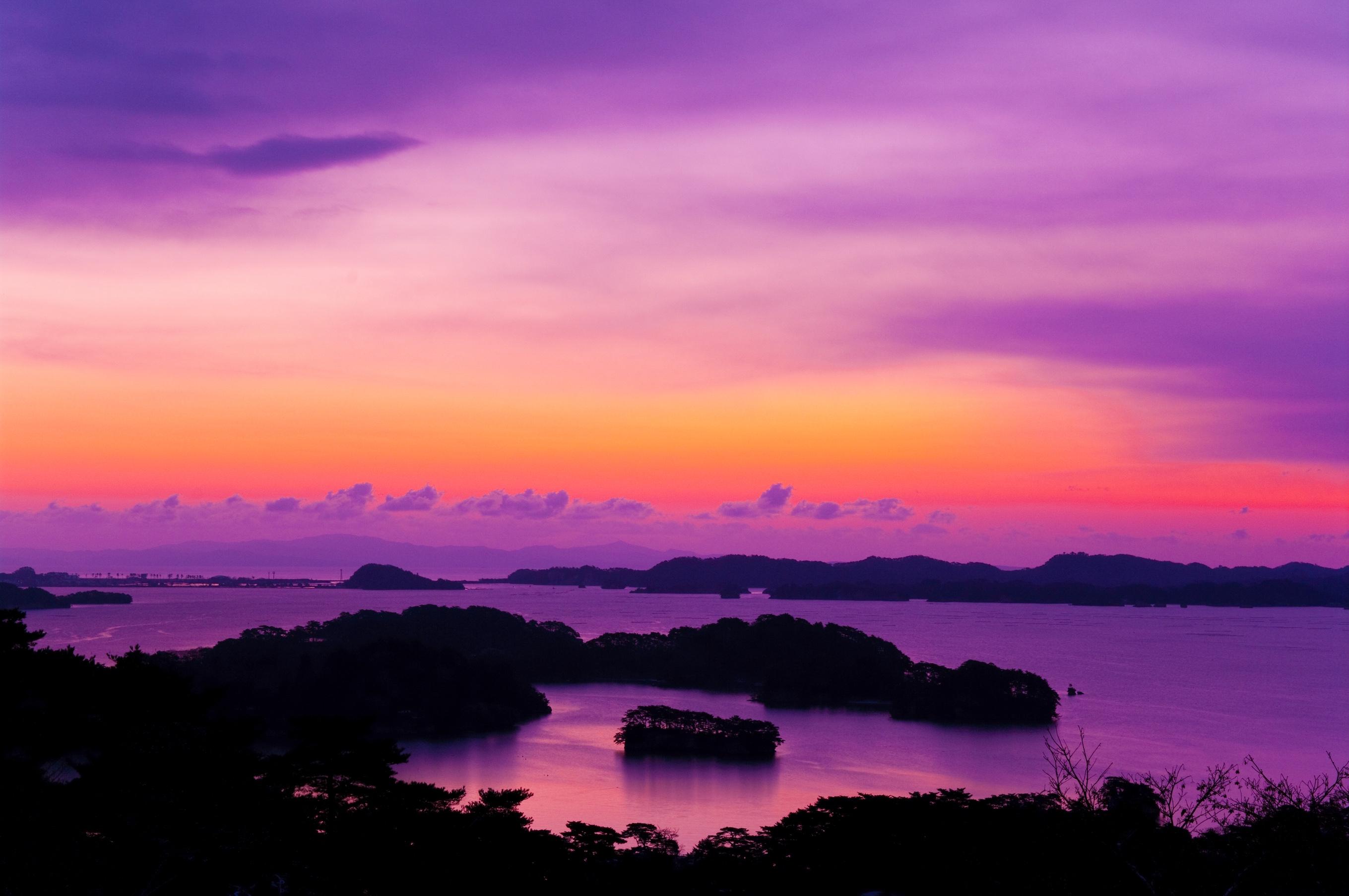 Matsushima dawn