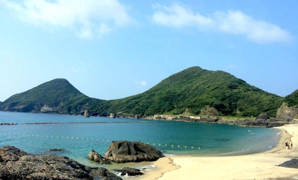 Isso Beach