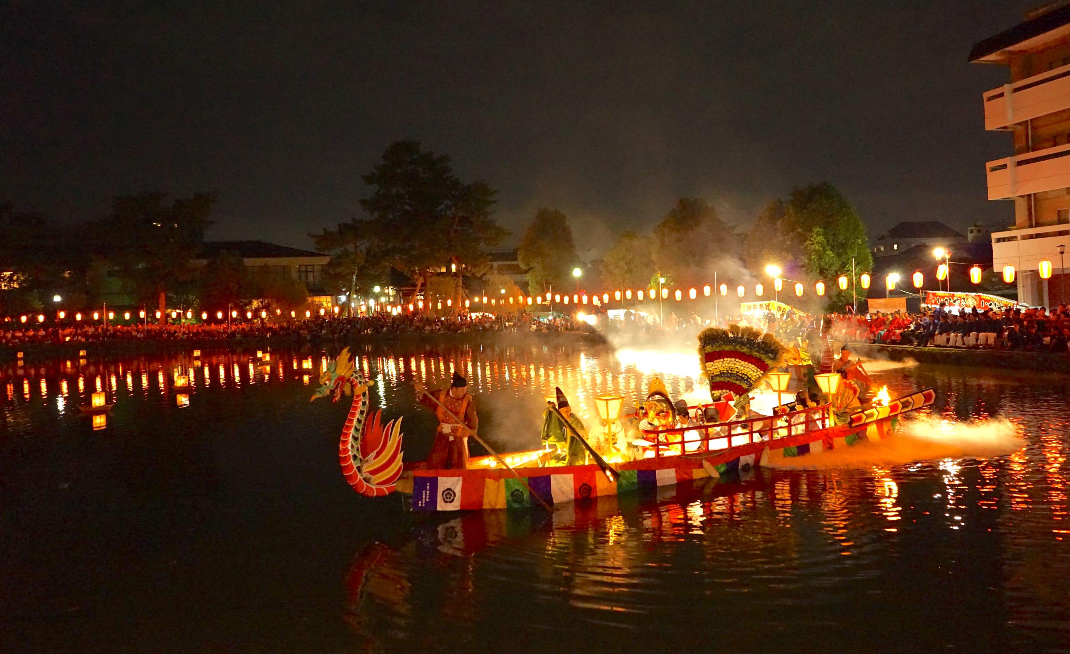 Uneme Festival GaijinPot Travel