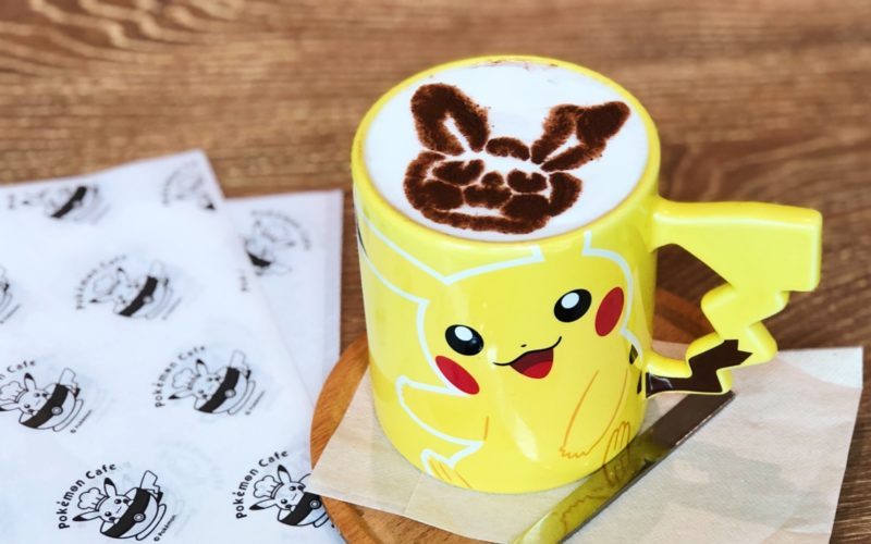 Pokemon Cafe lead 2