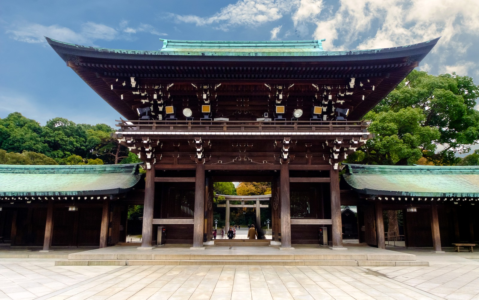 Image result for meiji shrine